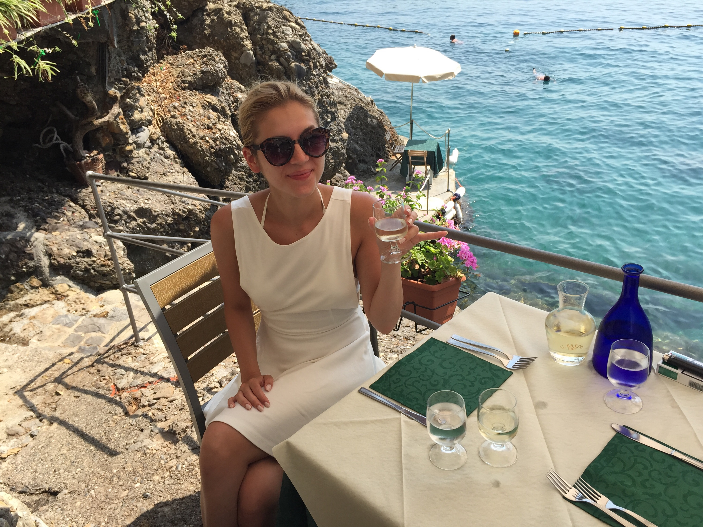 Vägglampor Båt : San fruttuoso portofino och rapallo michaela forni