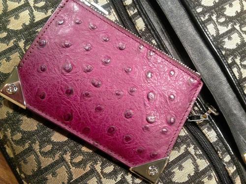 Köpte denna plånbok i Miami från Alexander Wang. Älskar den. Perfekt att ha  när man ska gå ut och bara har med sig vissa kort. Färgen är ju ljuvlig  också 648a60e4f8801