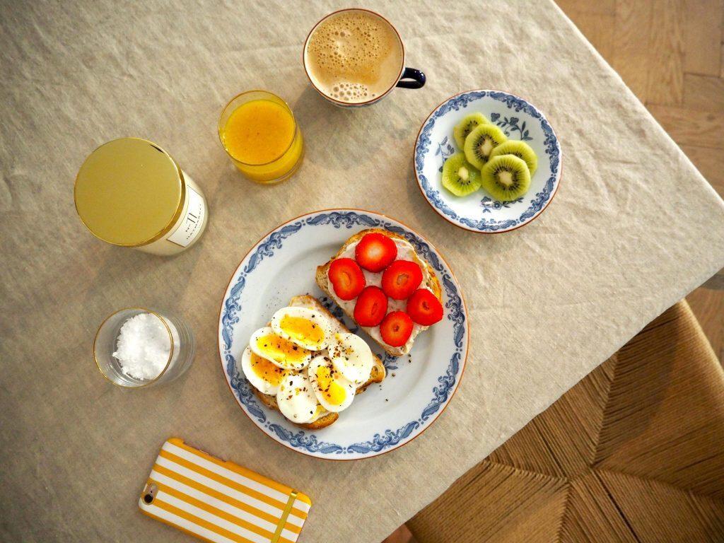 Michaela Forni frukost