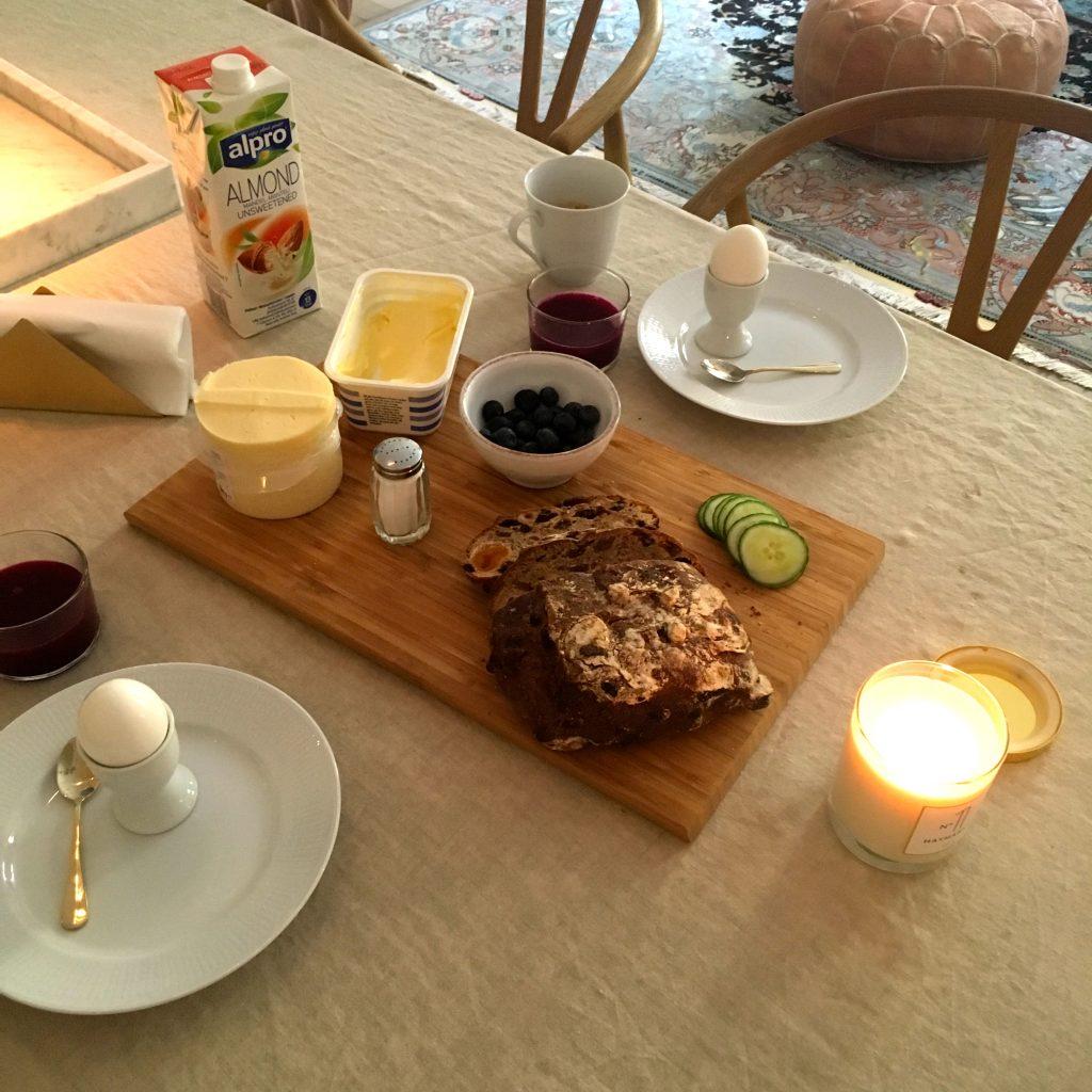 michaela forni frukost 2