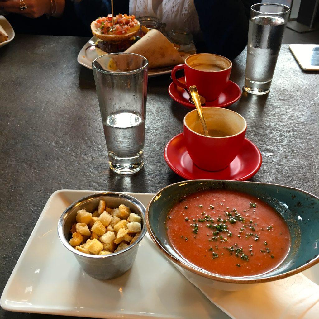 michaela forni gazpacho