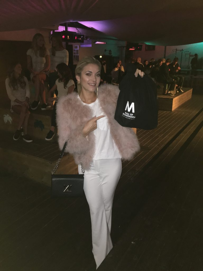 Michaela Forni Fashion Week fest