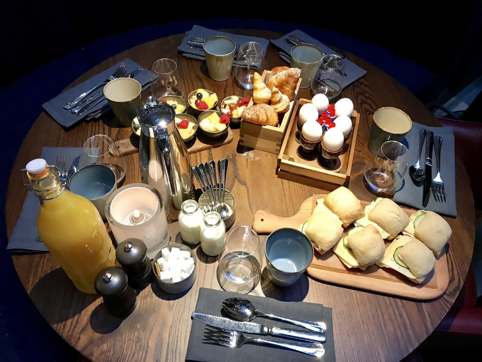 Frukostseminarium med Perfect Day och Afternoon Tea med Daily Forni