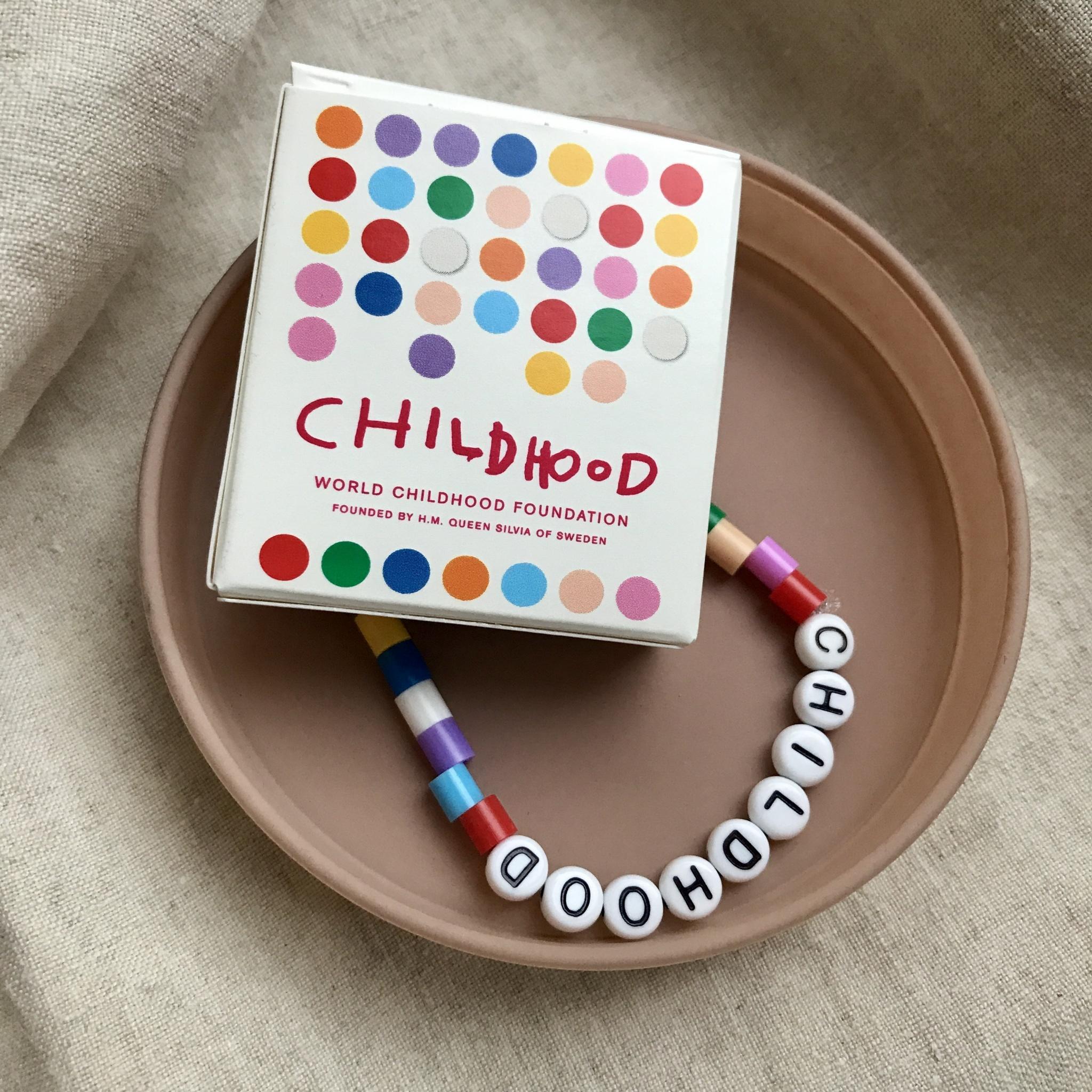 Julklappstips: Childhood-armband