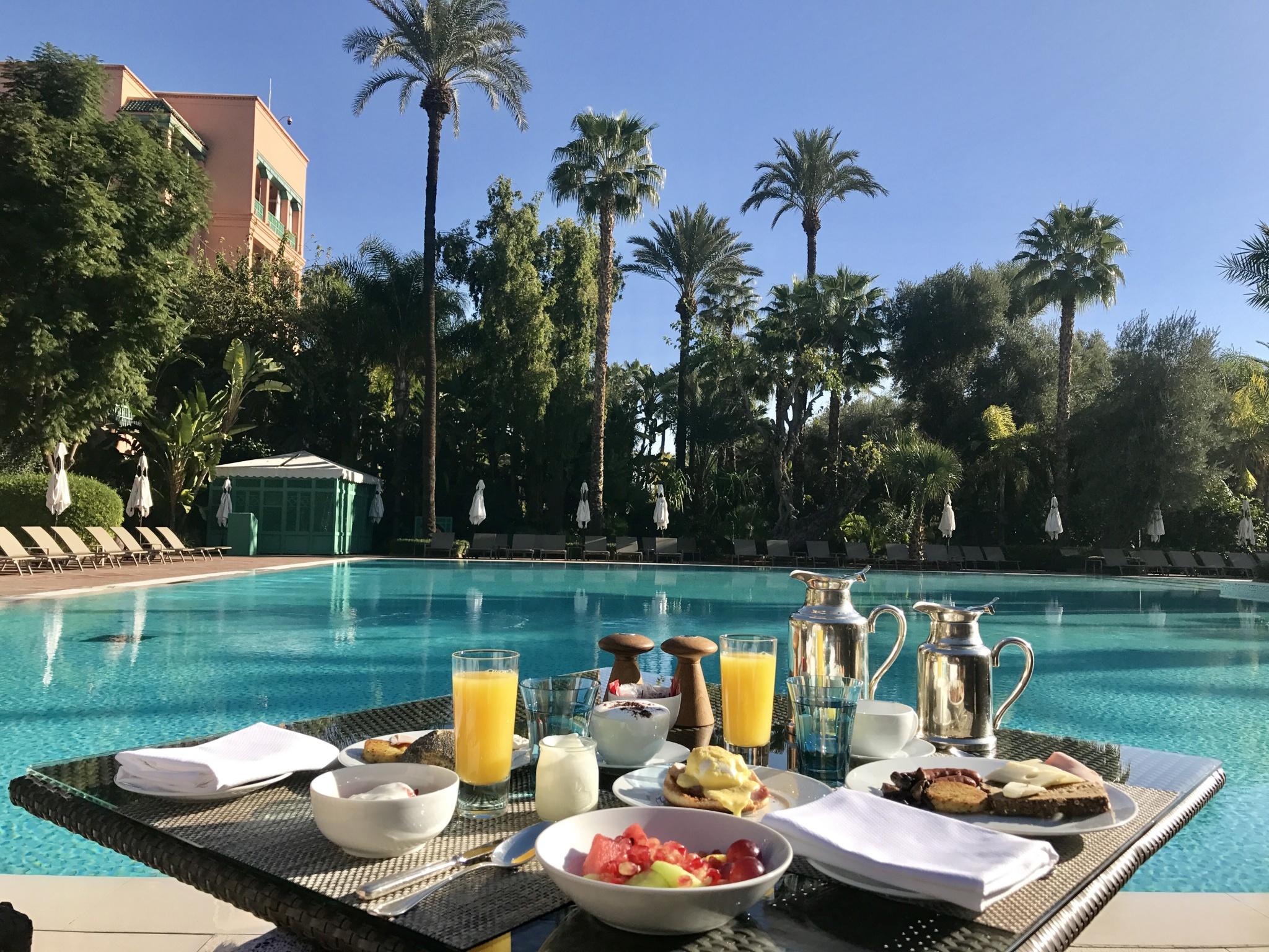 Torsdag i Marrakech: Spa, marockansk middag och magdans