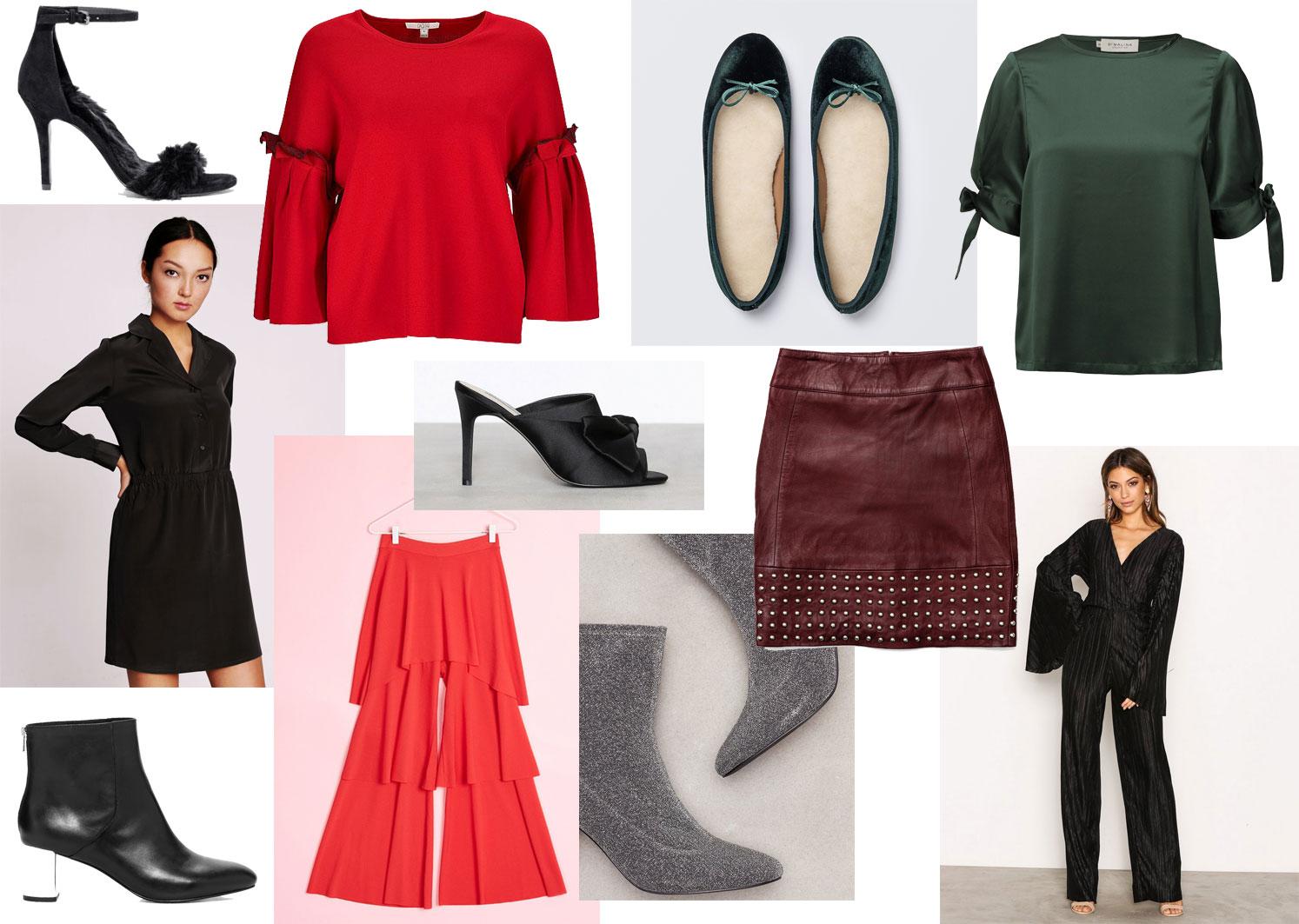 8fe12ff07bb Inspiration: kläder till julafton - Michaela Forni