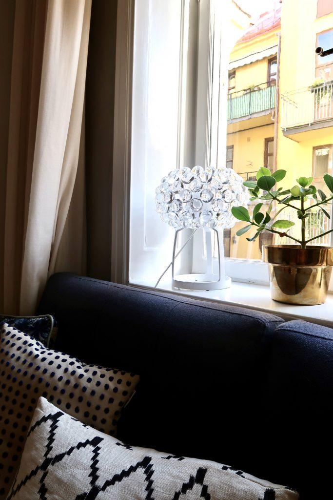 Lamp drömmar på Nordiska Galleriet Michaela Forni